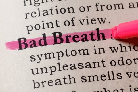 Bad Breath (Halitosis): Causes & How to Get Rid Of It
