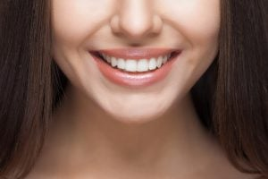beautiful white teeth and smile from professional teeth whitening in ottawa